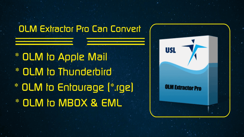 Outlook 2011 to Mac Mail Converter