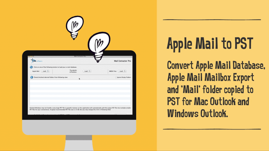 apple mail mbox to pst