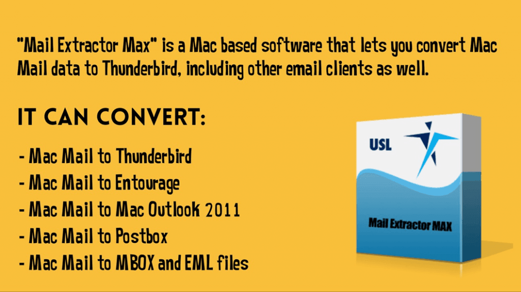 apple mail to thunderbird converter