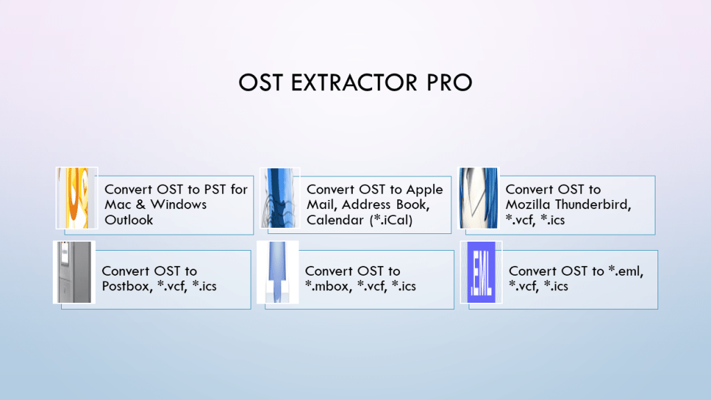 convert ost to pst outlook 2019