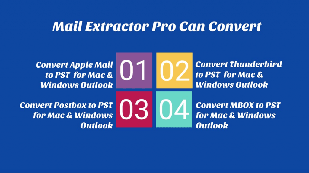 free mbox to pst converter