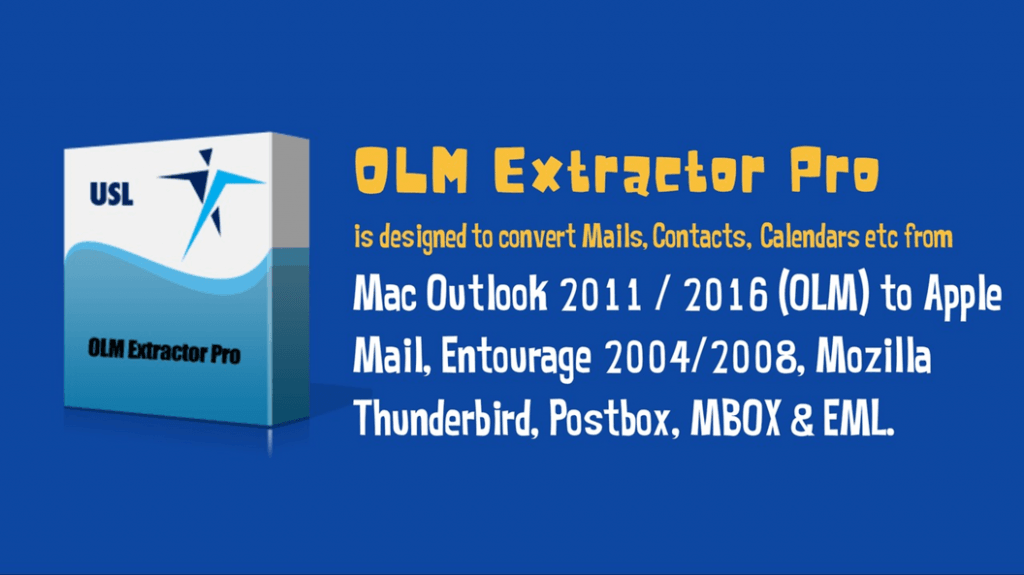importing outlook olm to apple mail
