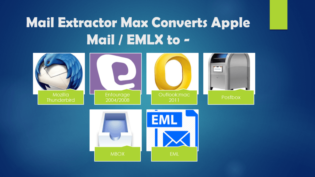 Mac Mail to Windows Thunderbird conversion