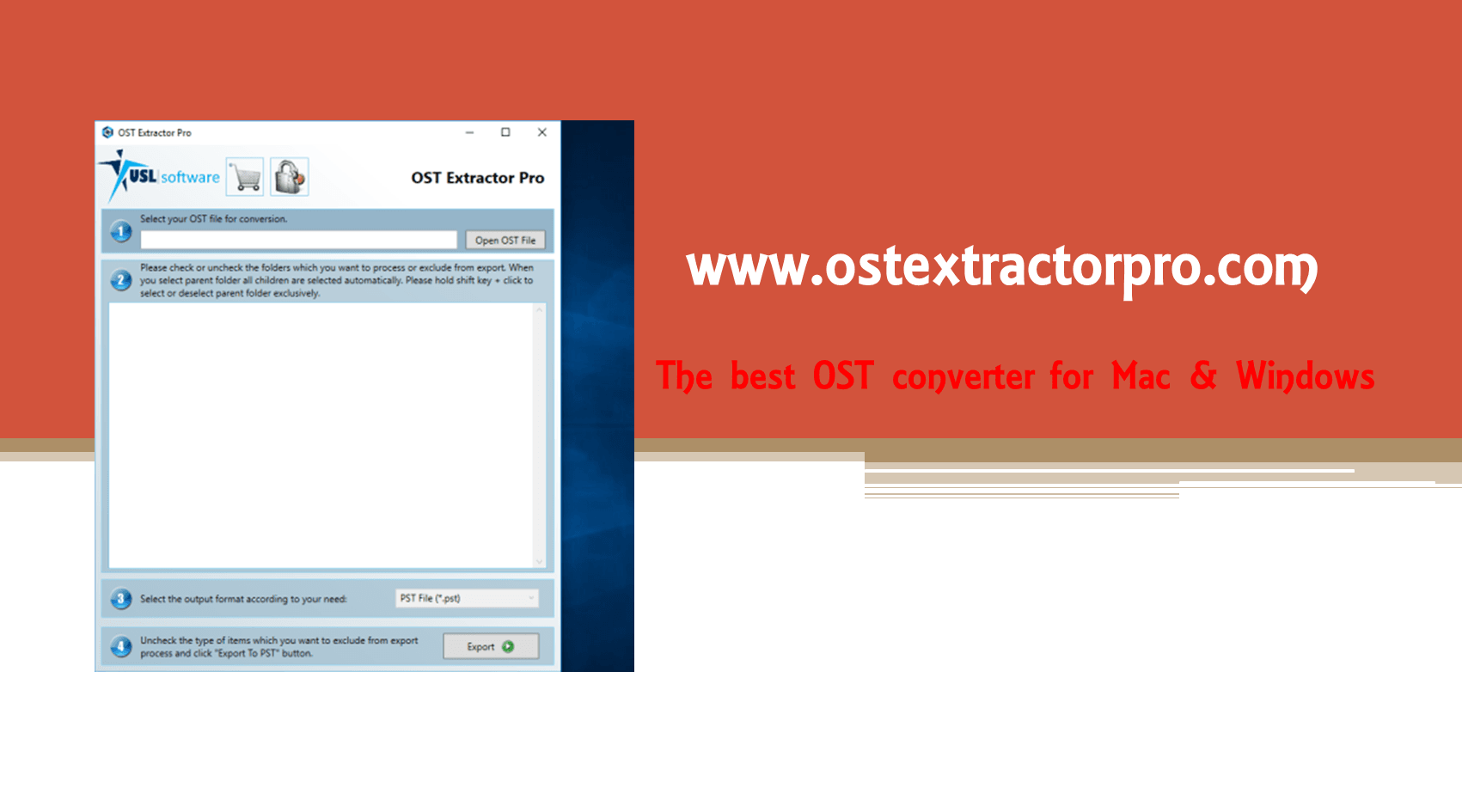 Import OST to Apple Mail - Doing in the best way!